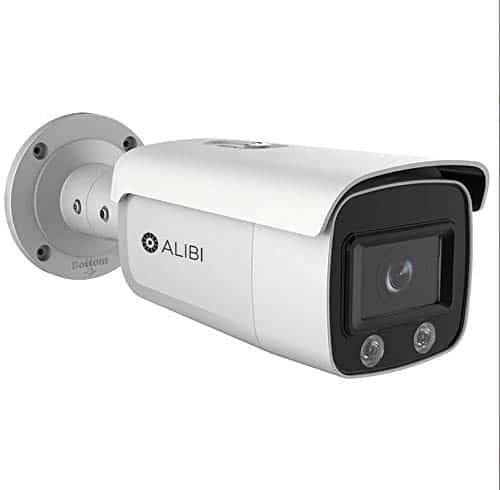 Alibi's new IP Bullet Camera